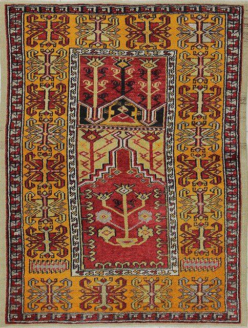 Anatolian rugs
